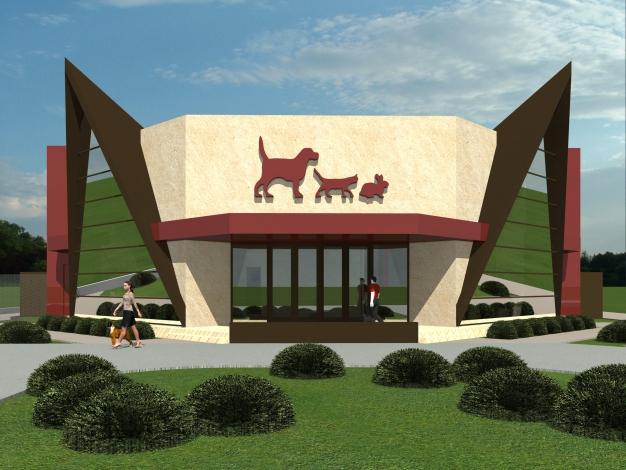 proiect pensiune animale de companie